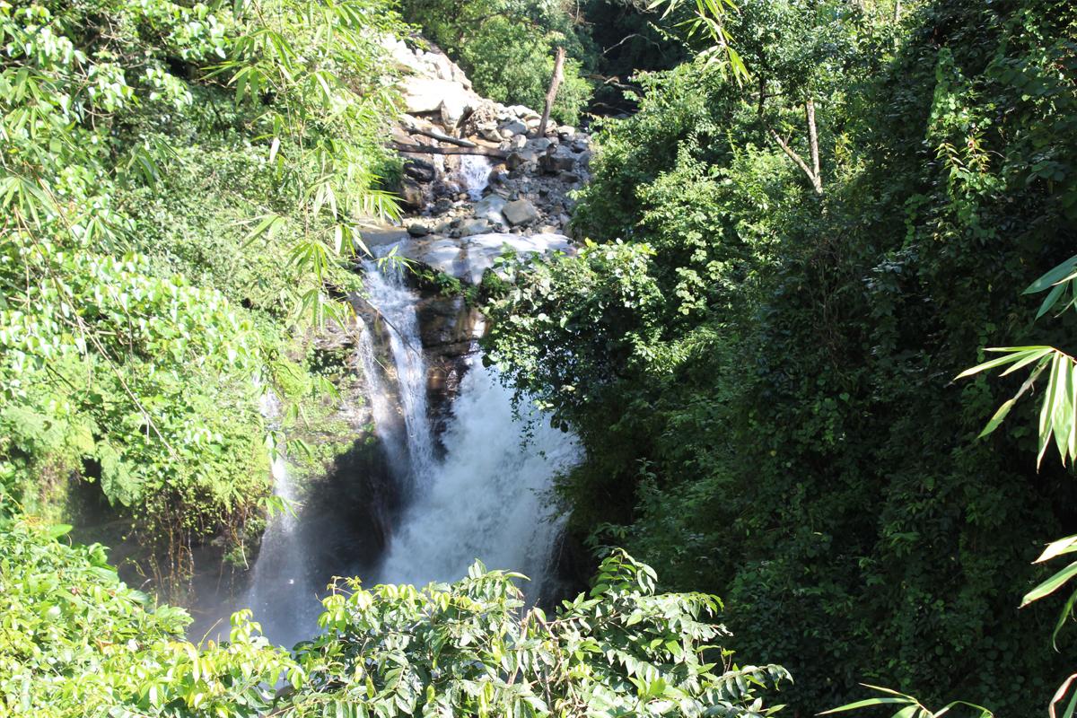 Waterfall in Tikhedhunga