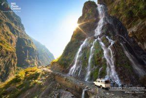 Dharapani Waterfall, Manang