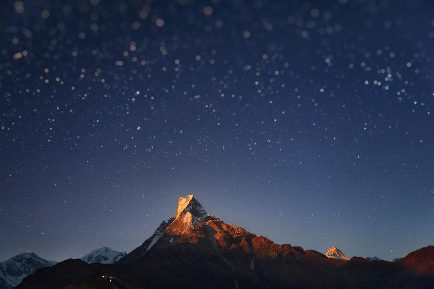 Machapuchare Himal