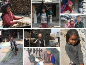 Bhujung Village and the life style of its people
