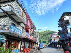 Besisahar Bazaar