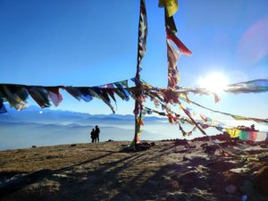 Praying Flags at Sailung