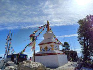 Stupa in Mude
