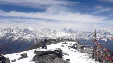 View from Ama Yangri