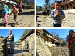 Faces of Sikles Village