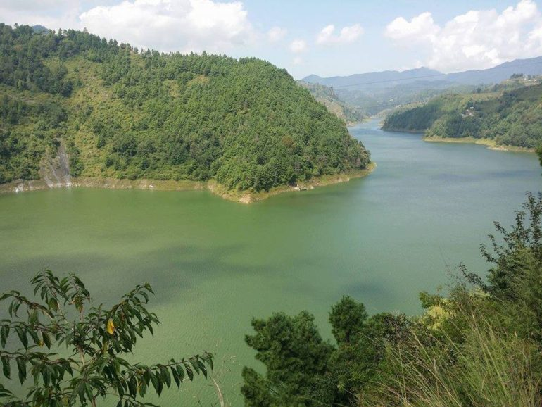 Kulekhani Dam