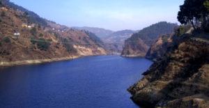 Kulekhani From Markhu
