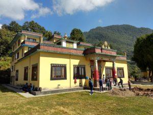 NagiGumba -Buddhist Monastry