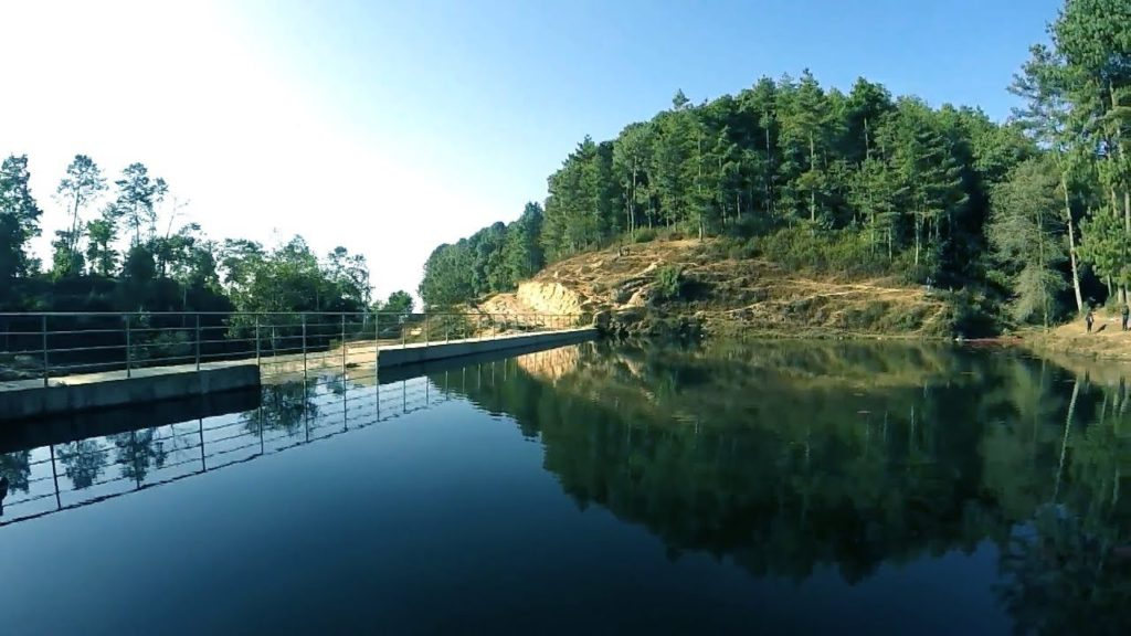 Kalmasi Dam Nagarkot