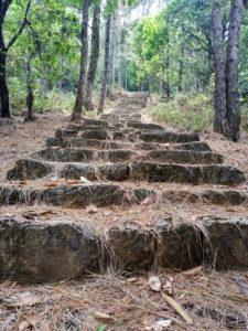 Nagarjun Stairs