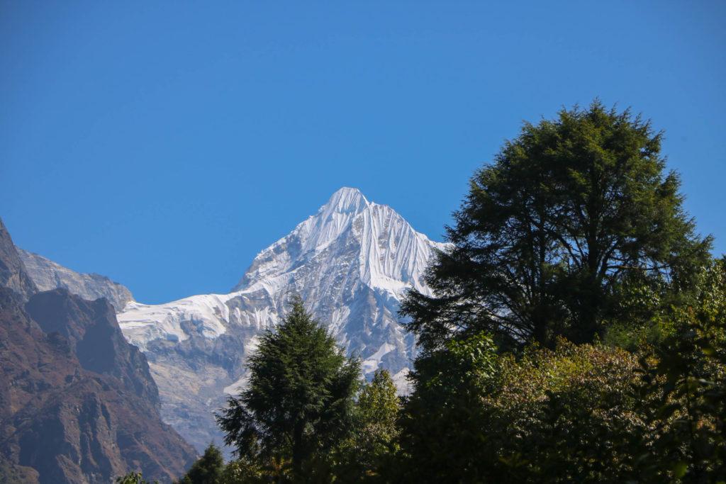 Rolwaling Mountain