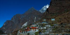 beding village