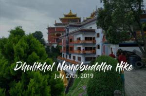 Namobuddha Hike