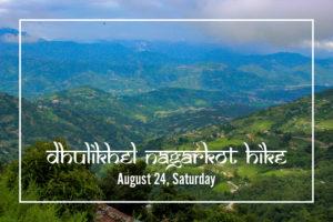 Dhulikhel Nagarkot Hike