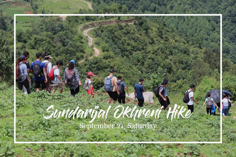 Sundarijal Okhreni Hike